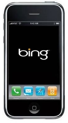 "<img style=""float:right;"" src=""http://www.techxav.com/wp-content/uploads/2010/01/Bing-iphone.jpg""/>In an effort to boost Bing's market share and make the growing rift between Apple and Google more prominent, the Redmond-based tech juggernaut is in talks with Apple to replace Google with Bing as the default search engine on the iPhone, according to people familiar with the matter. If successful, it could mean that the iPhone, as well as Apple's desktop version of Safari would make the switch to Bing. The <a href=""http://www.businessweek.com/technology/content/jan2010/tc20100119_759795.htm""target=""_blank"">Business Week</a> reported that the discussions have been under way for weeks and no official announcements have been made to the public.