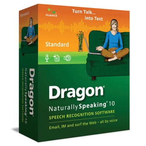 Dragon NaturallySpeaking Back to School